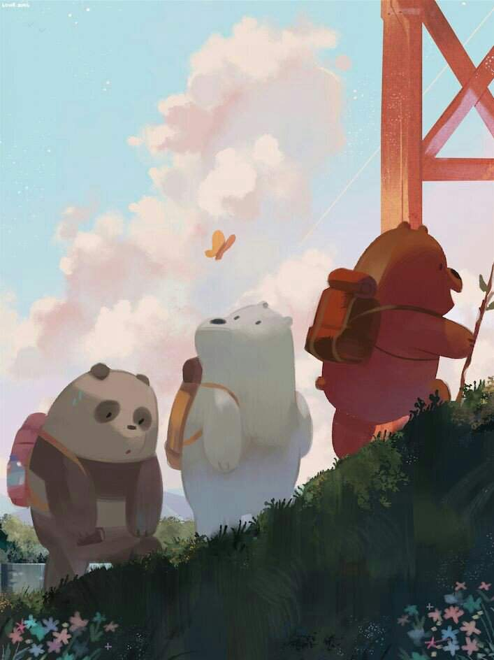 Cute Kawaii Wallpaper Hd صور كرتون الدببة الثلاثة Wiki كرتون Amino Amino