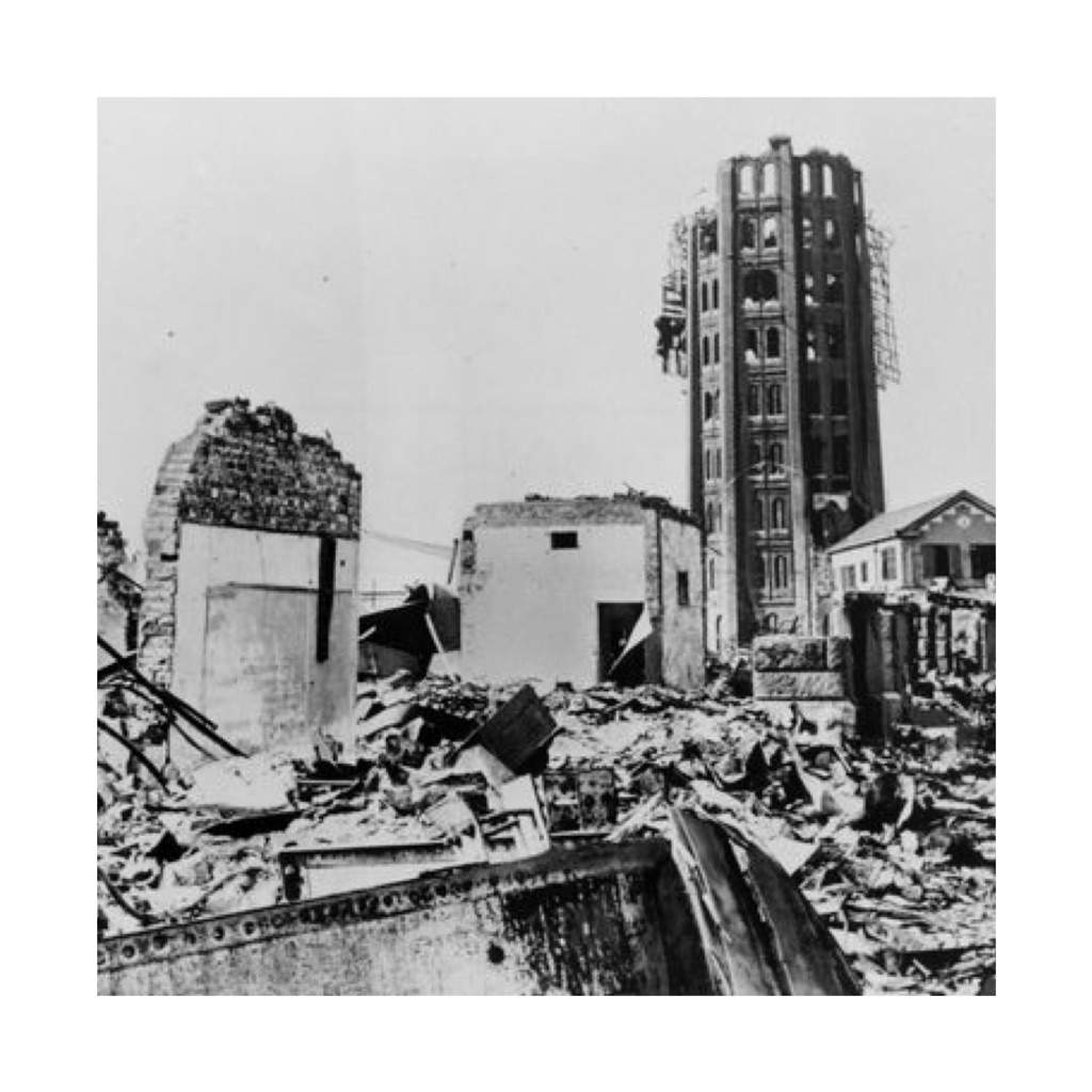 The Great Kanto Earthquake Of