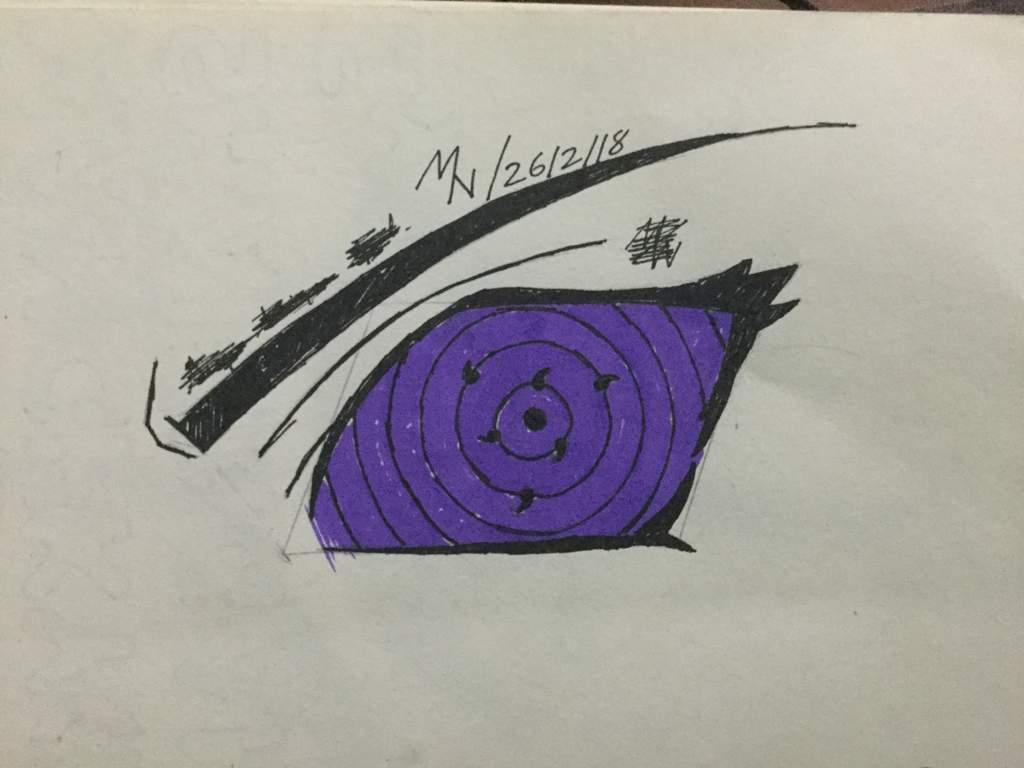 the rinnegan drawing naruto