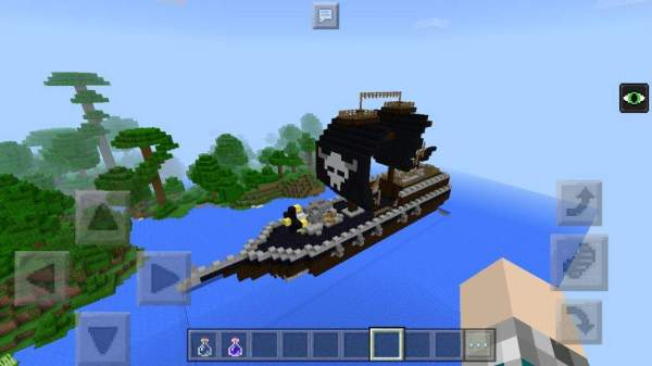 pirate ship minecraft # 36