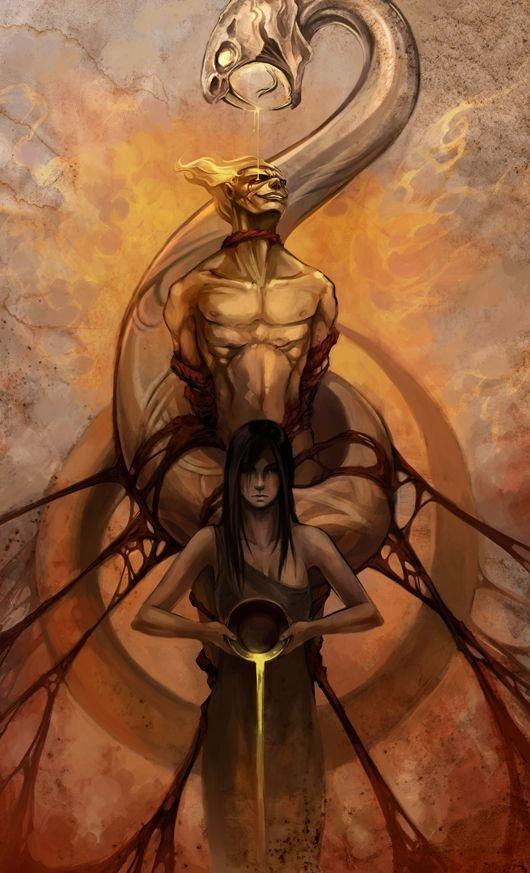 Loki | Wiki | Norse Amino