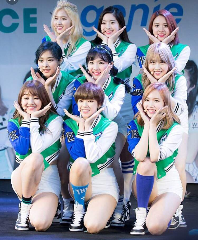 Twice Oldest To Youngest : twice, oldest, youngest, Introdoucing, Twice, Members,, Starting, Oldest, Youngest, K-Pop, Amino
