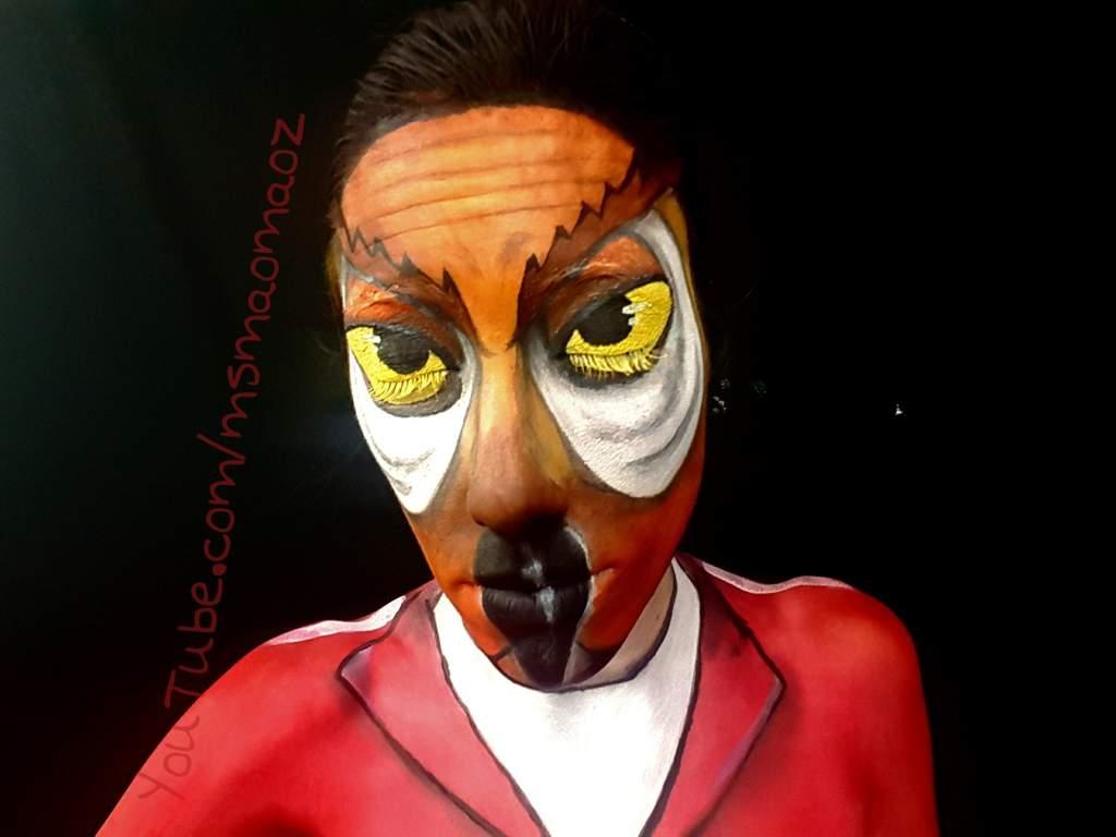 GTAV owl mask (inspired by vanoss) | Geekdom Amino