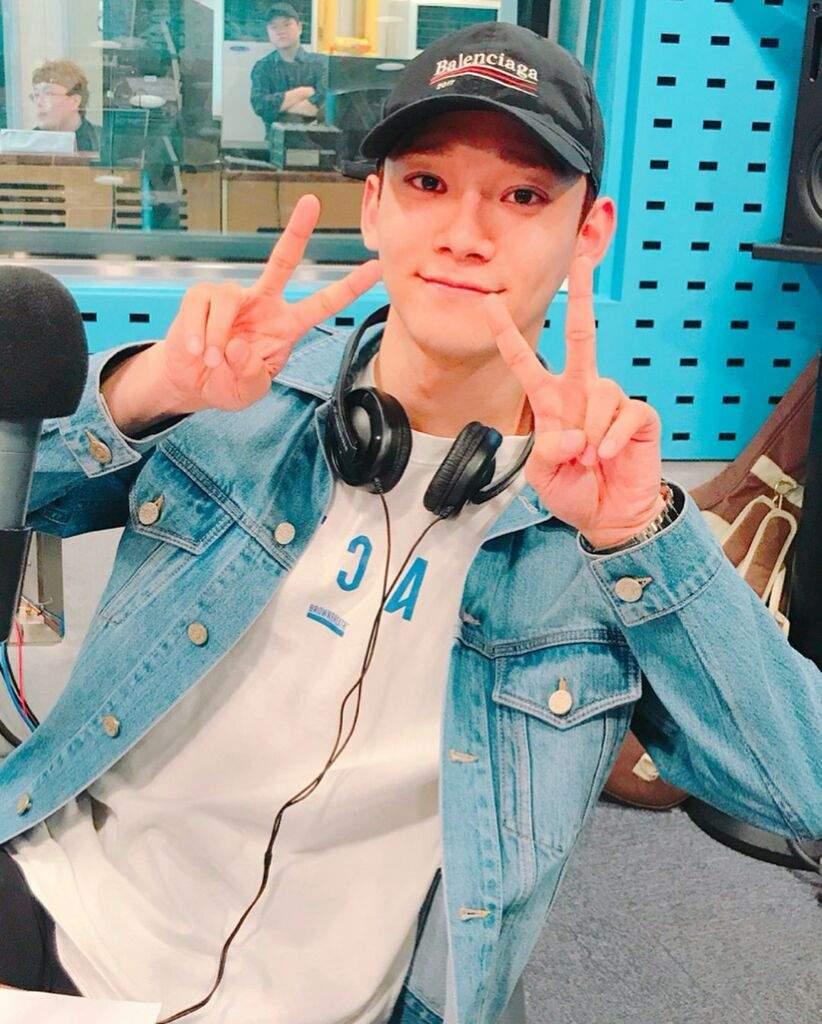 Exo Chen Instagram : instagram, Instagram