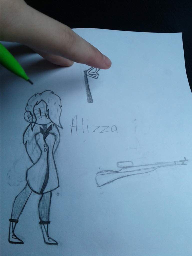 alizza full view and