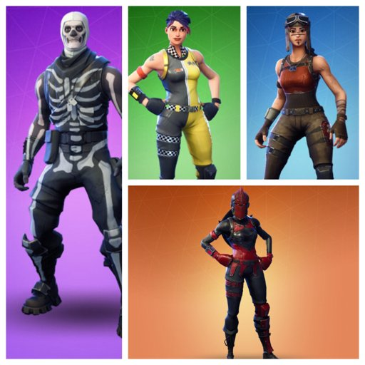 My Top 5 Skins For Every Rarity In Fortnite Battle Royale