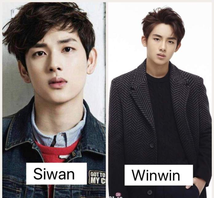 Idols that look like they could be siblings imo   Hallyu+