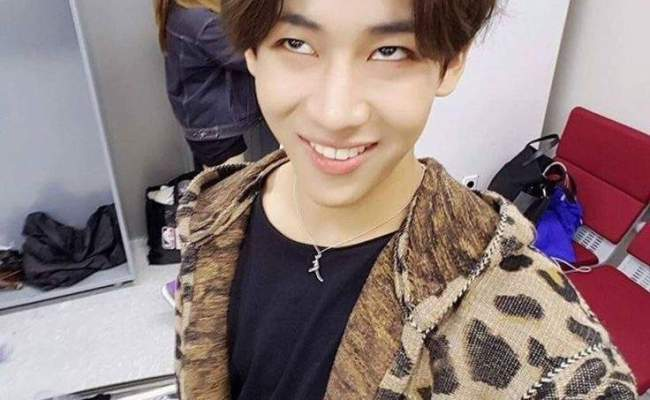 Day 26 Bias Derp Funny Face Got7 Amino