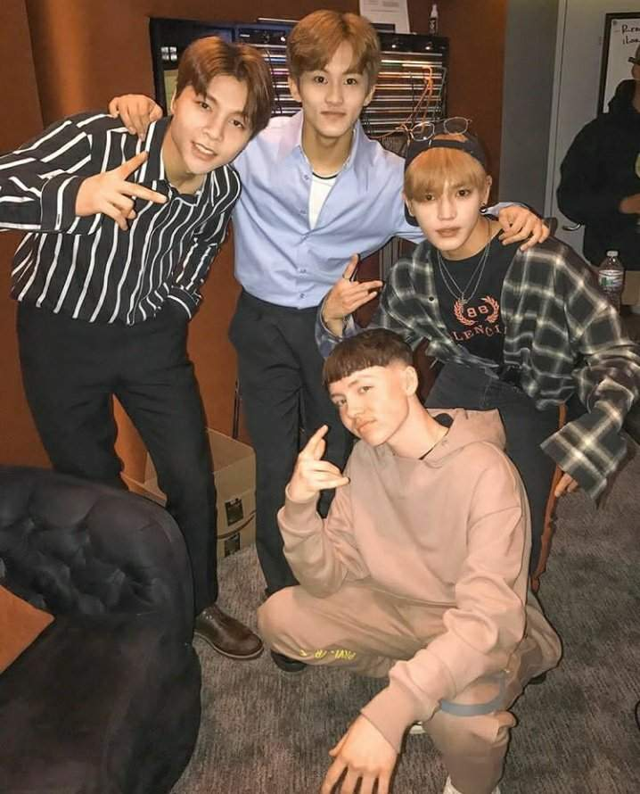 nct with marteen harvey
