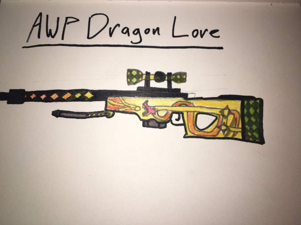 awp dragon lore counter