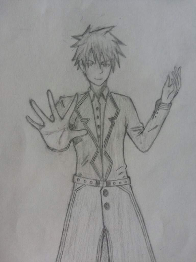 Anime Male Drawing : anime, drawing, Anime, Drawing(random), #2-Tried, Fancy, Cloth, Him.Thoughts?, Amino