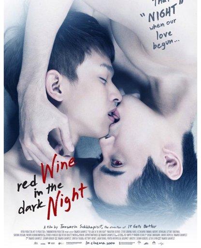 Red Wine In The Dark Night : night, Night, ~BL•Drama~, Amino