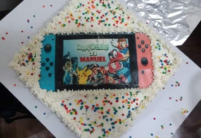 My Birthday Cake Video Games Amino