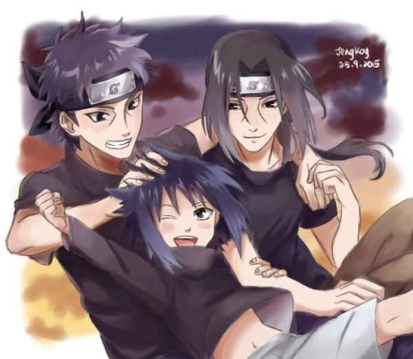 20+ Shisui X Sasuke Pictures and Ideas on Meta Networks