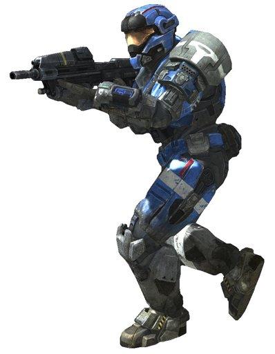 Halo Reach Commando Carter