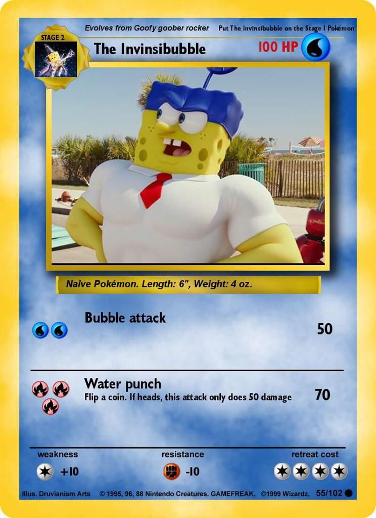 Pokemon Spongebob : pokemon, spongebob, Spongebob, Pokemon, Cards, SpongeBob, SquarePants, Amino