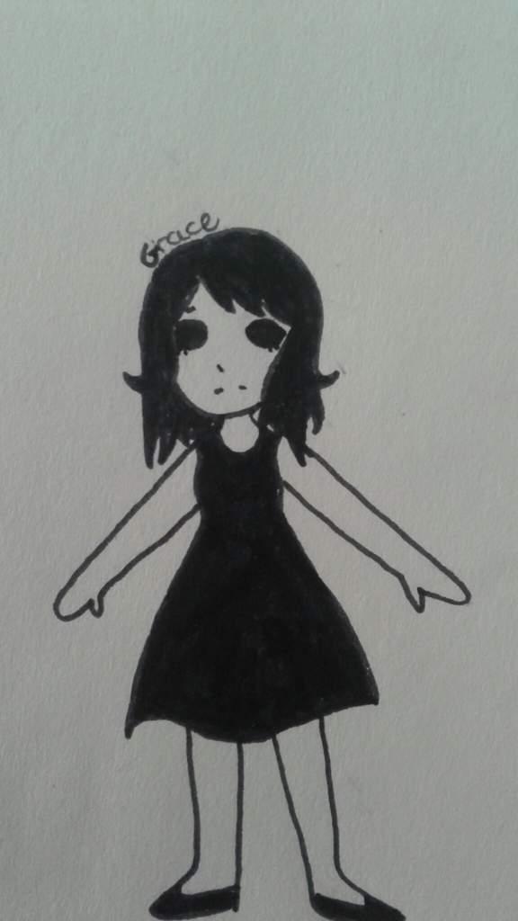 Jane The Killer Drawing : killer, drawing, Quick, Killer, Drawing, MrCreepyPasta, Amino