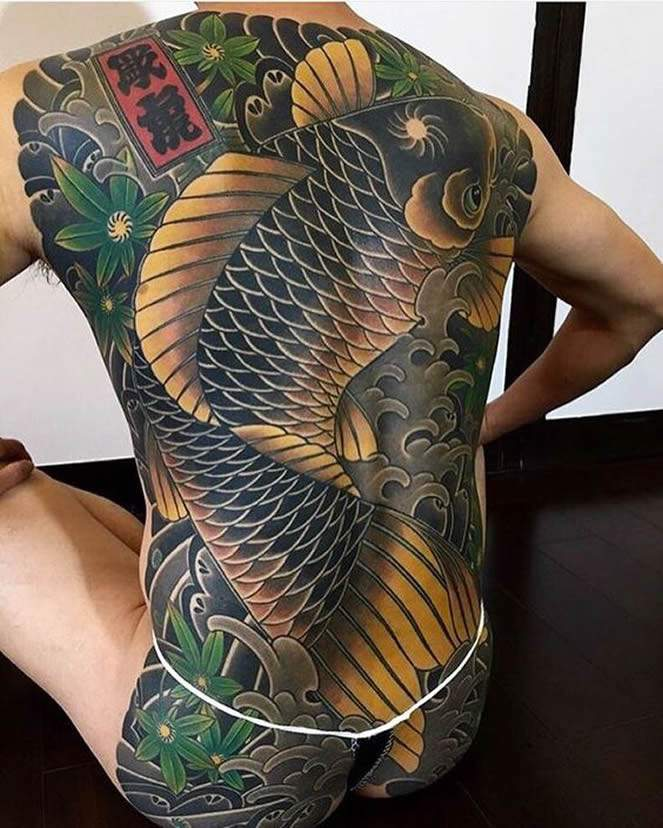 Yakuza Love Tattoos Amino
