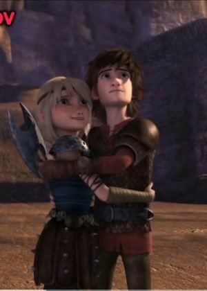 Hiccup And Astrid Hiccstrid Wiki H T T Y D Amino
