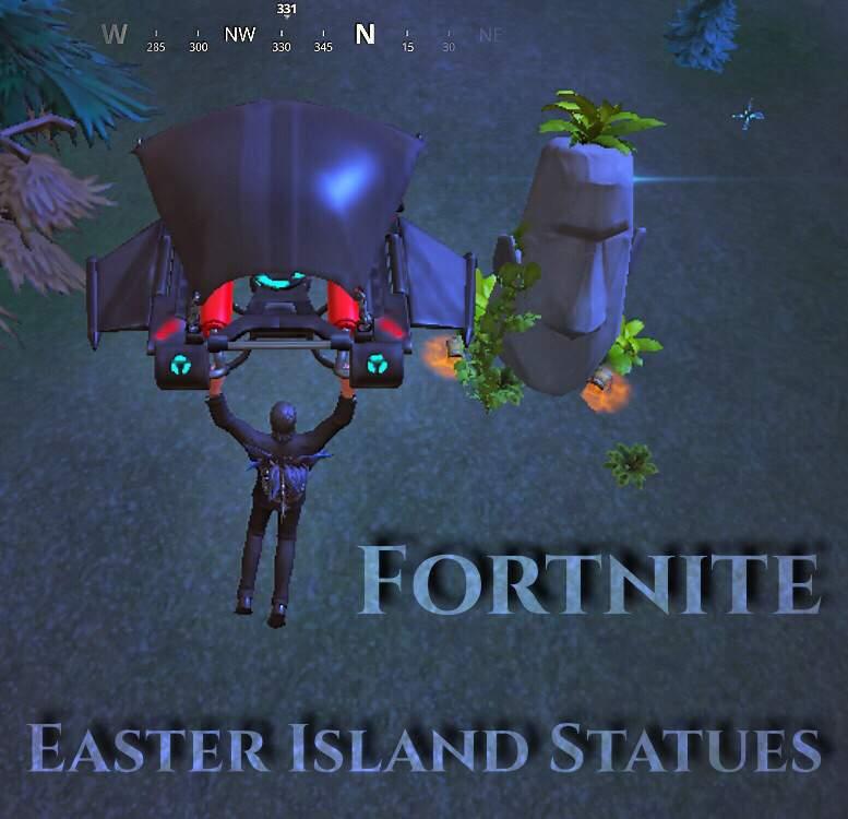 Easter Island Statues Fortnite Battle Royale Armory Amino