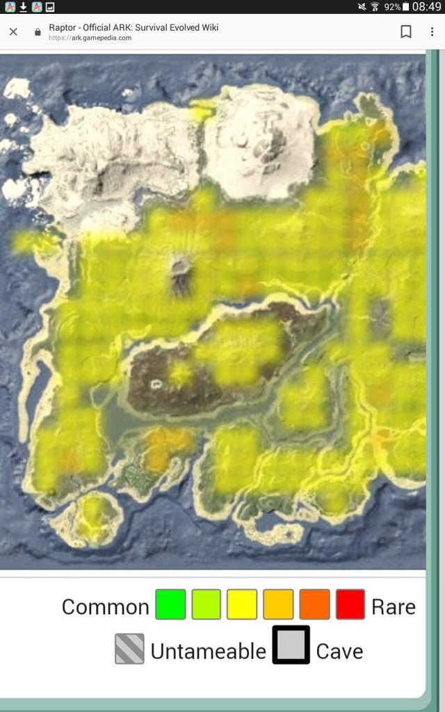 Resource Map Aberration : resource, aberration, Survival, Evolved, Spawn, World, Atlas