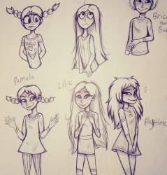 Sketch Teacher Drawing