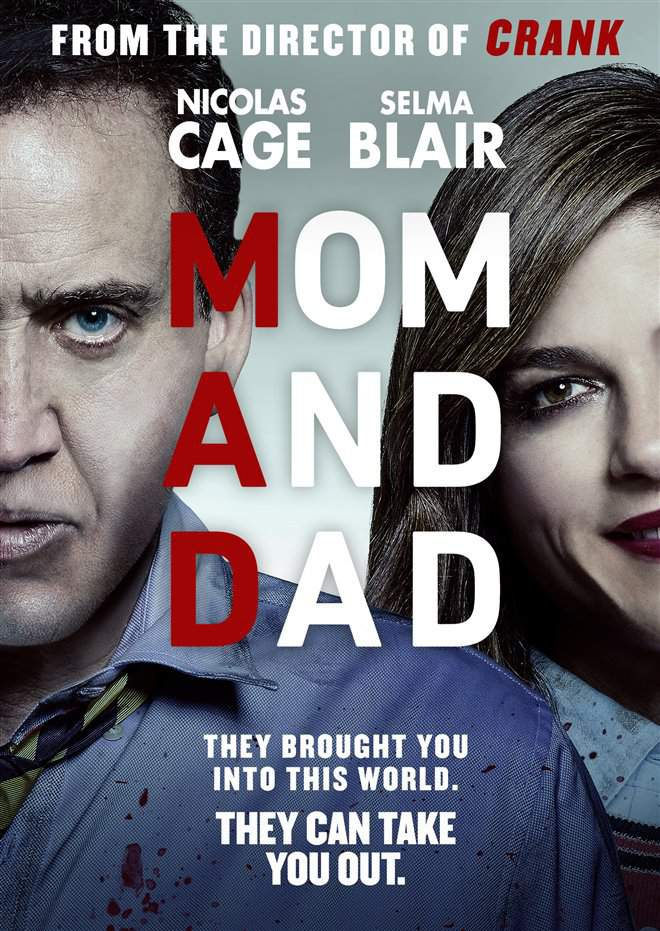 Image result for mom and dad movie poster