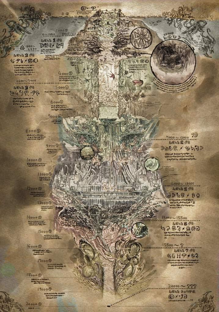 Les 9 Cercles De L'enfer : cercles, l'enfer, L'Abysse, Dante, Abyss, Amino