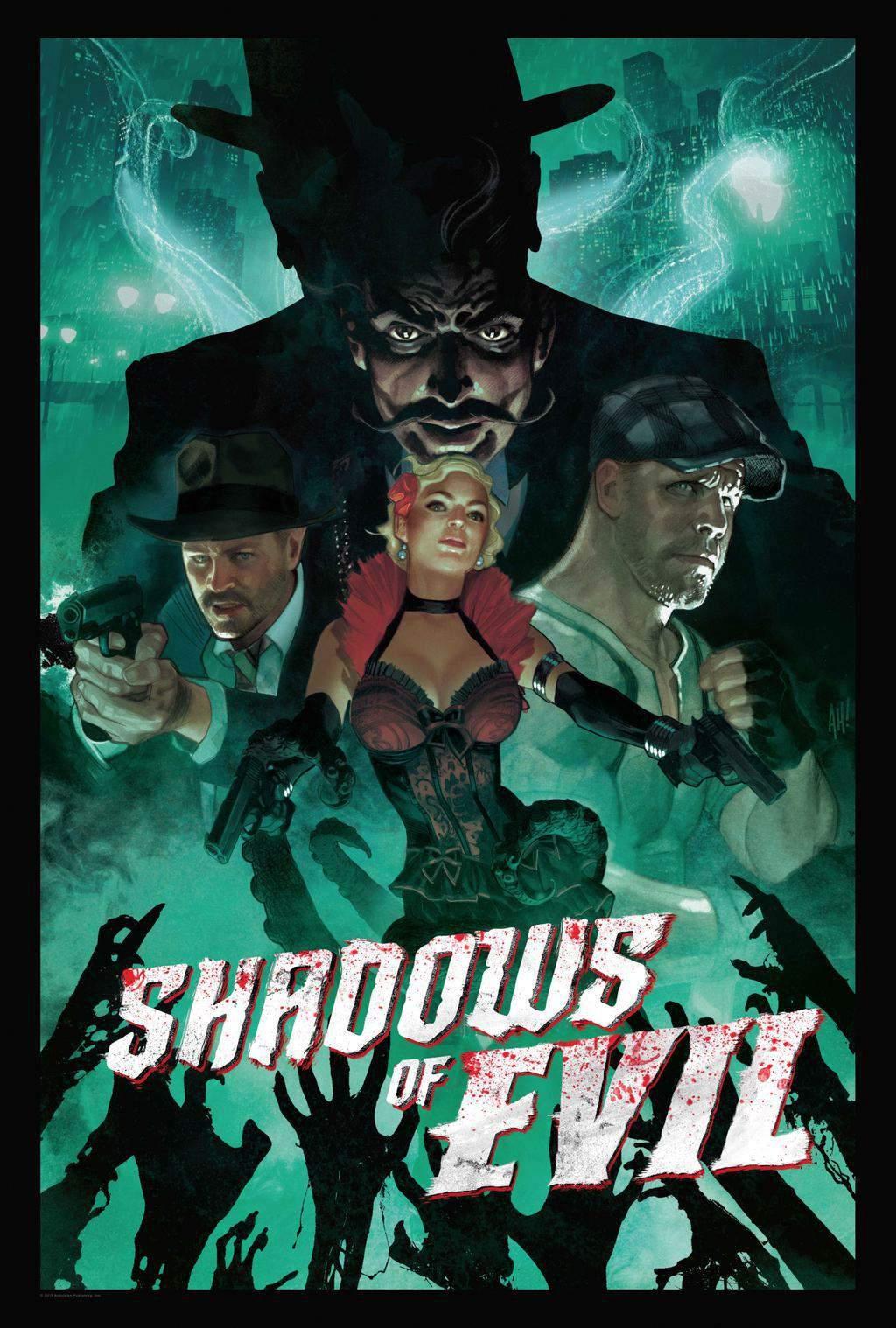Shadows Of Evil Map Layout : shadows, layout, Review:, Shadows, Duty:Nazi, Zombies, Amino