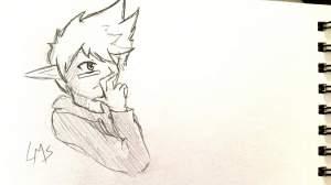 zelda drawing 2048