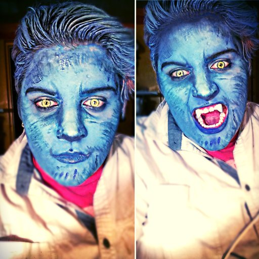 paint special effects makeup