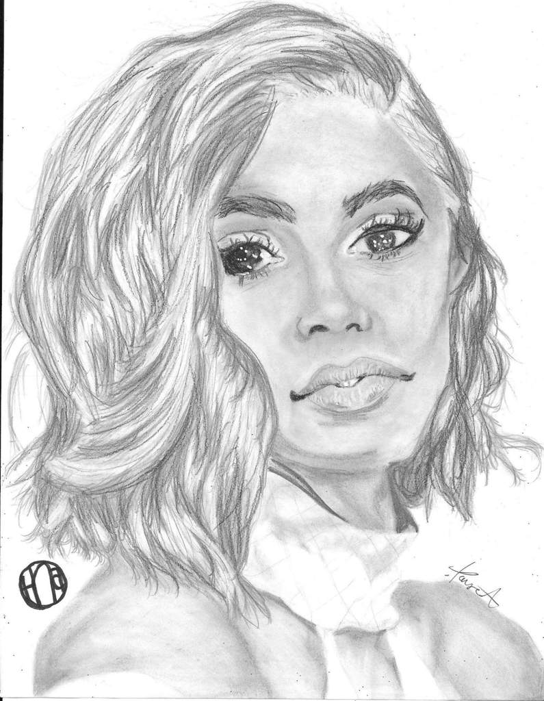 Cardi B Drawing : cardi, drawing, Finished, Cardi, Drawing., Amino
