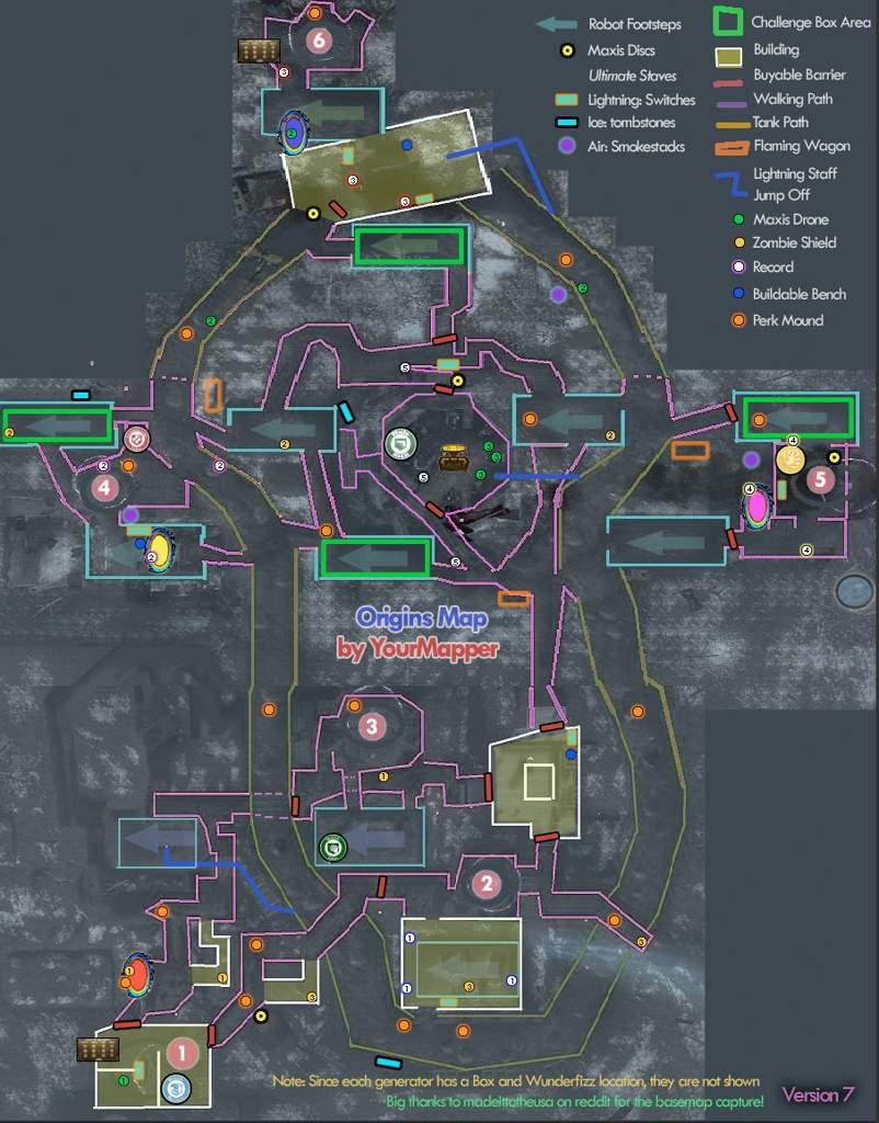 Origins Zombie Map : origins, zombie, Beginner's, Guide, Origins:, Duty:Nazi, Zombies, Amino