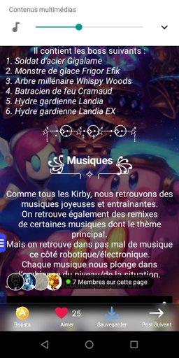 Ame De Gardienne Du Feu : gardienne, Kirby, Planet, Robobot, [Présentation, Avis], |Nintendo, France|, Amino