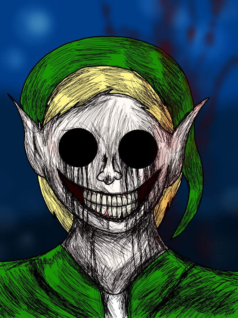 How To Draw Ben Drowned : drowned, Drowned, (Creepypasta, Drawing), Amino