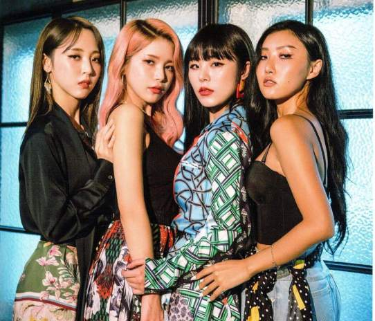 Image result for mamamoo 2019 photoshoot