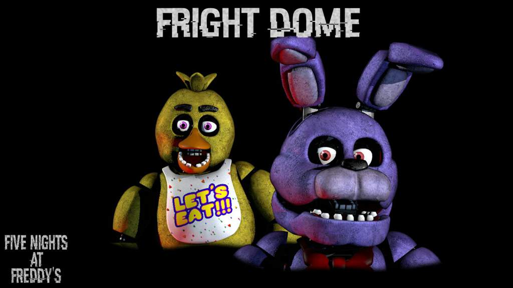 fright dome teaser but