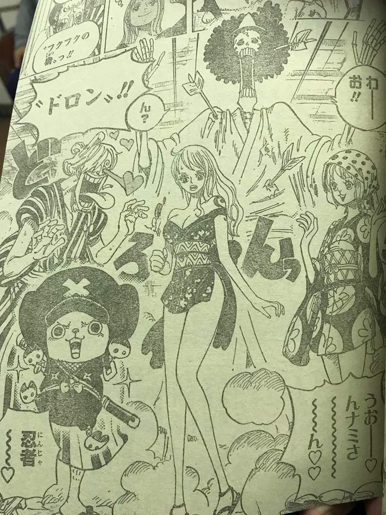 Spoiler One Piece 921 : spoiler, piece, SPOILERS..., Chapter, 😱😱😱, Piece, Amino
