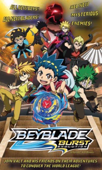Dessin Animé Beyblade Burst évolution : dessin, animé, beyblade, burst, évolution, Beyblade, Burst, (evolution), Manga, Anime, Amino