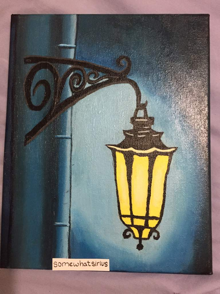 How To Draw Street Old Lantern Acrylic Painting Homemade Illustration 4k Art Amino