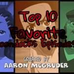 Top 10 Favorite Boondocks Episodes Cartoon Amino