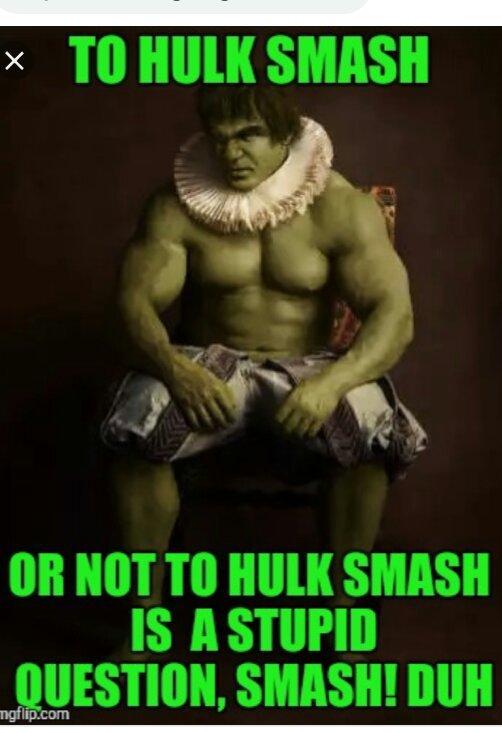 Hulk Smash Meme : smash, SMASH, Marvel, Amino