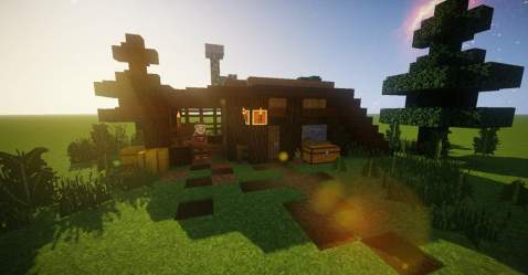 Starter House Tutorial Minecraft Amino