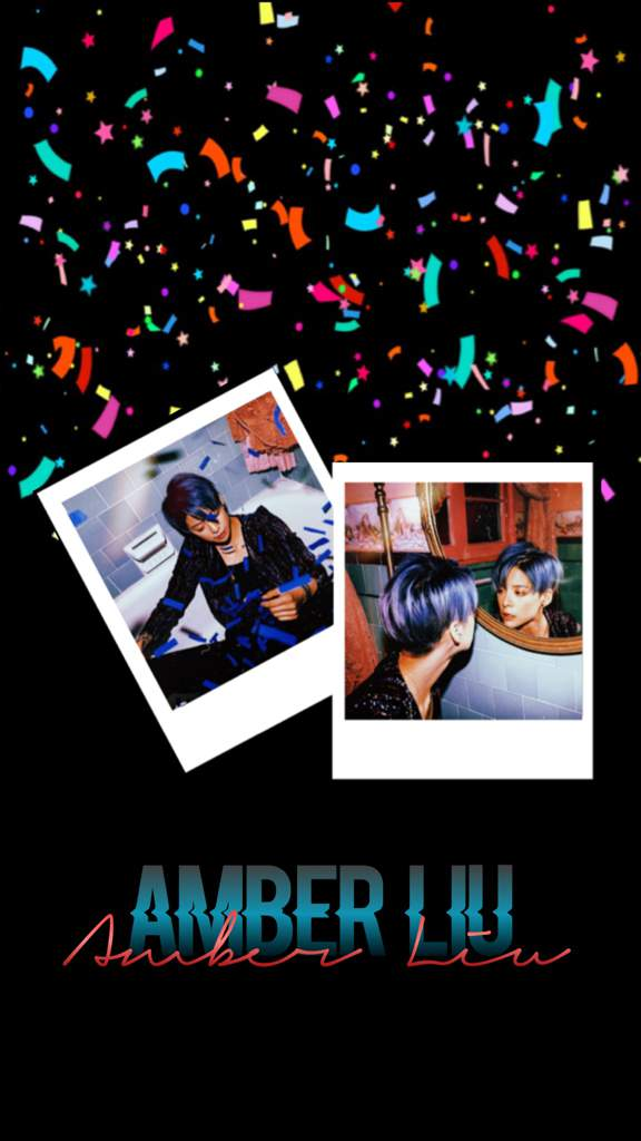 Amber Liu Wallpaper