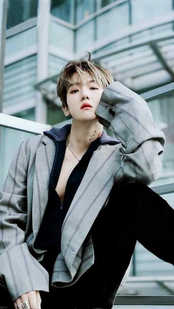 Baekhyun Love Shot : baekhyun, Baekhyun, 'Love, Shot', K-Pop, Groups, Amino