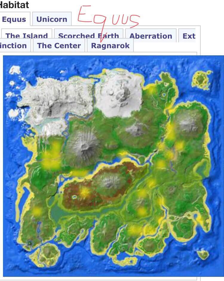 Ragnarok Resource Map : ragnarok, resource, Island, Spawn, World, Atlas