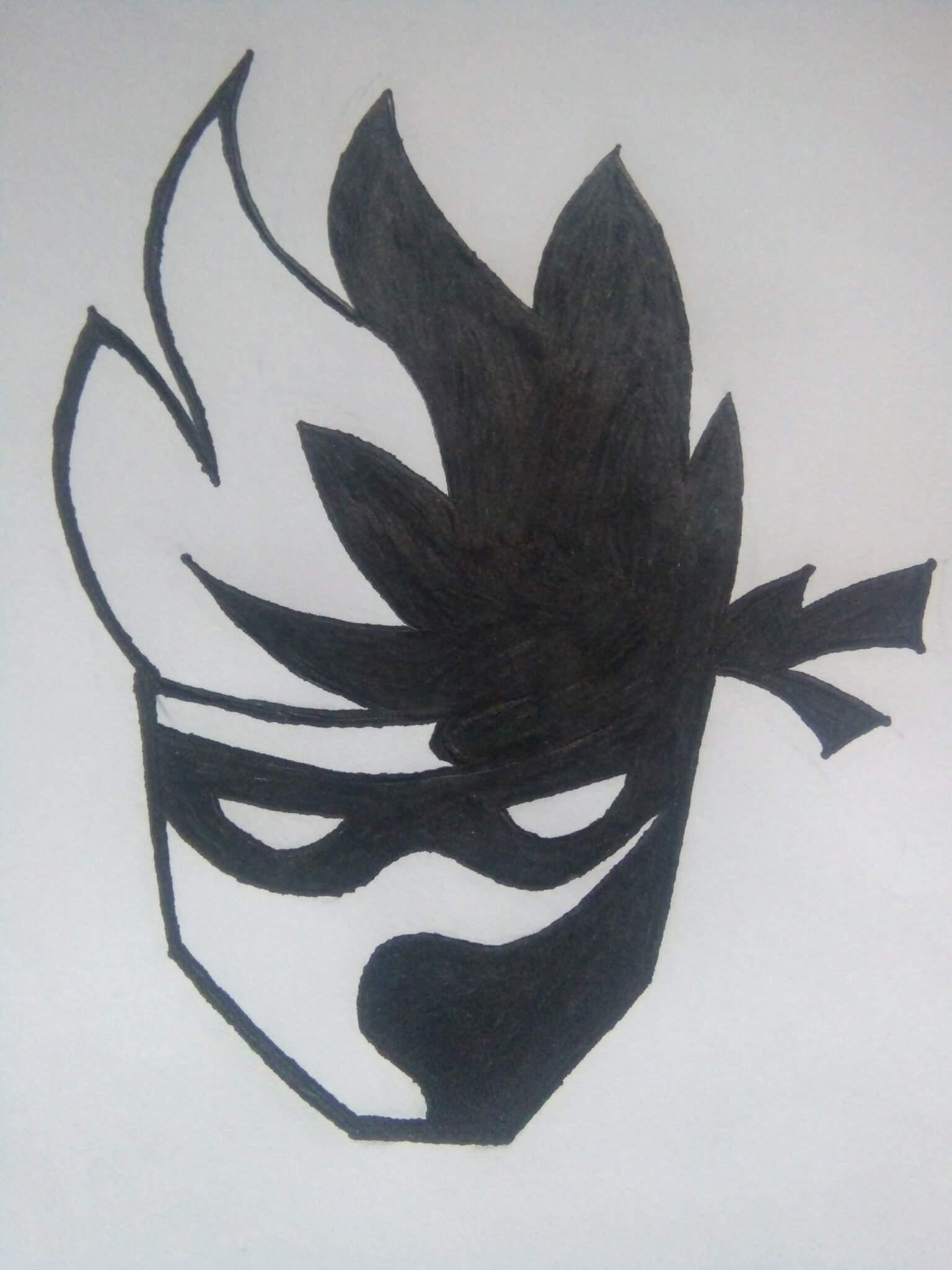 How To Draw Ninja Logo : ninja, Ninja, Fortnite, Learn