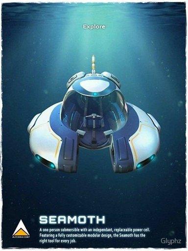 seamoth wiki subnautica amino