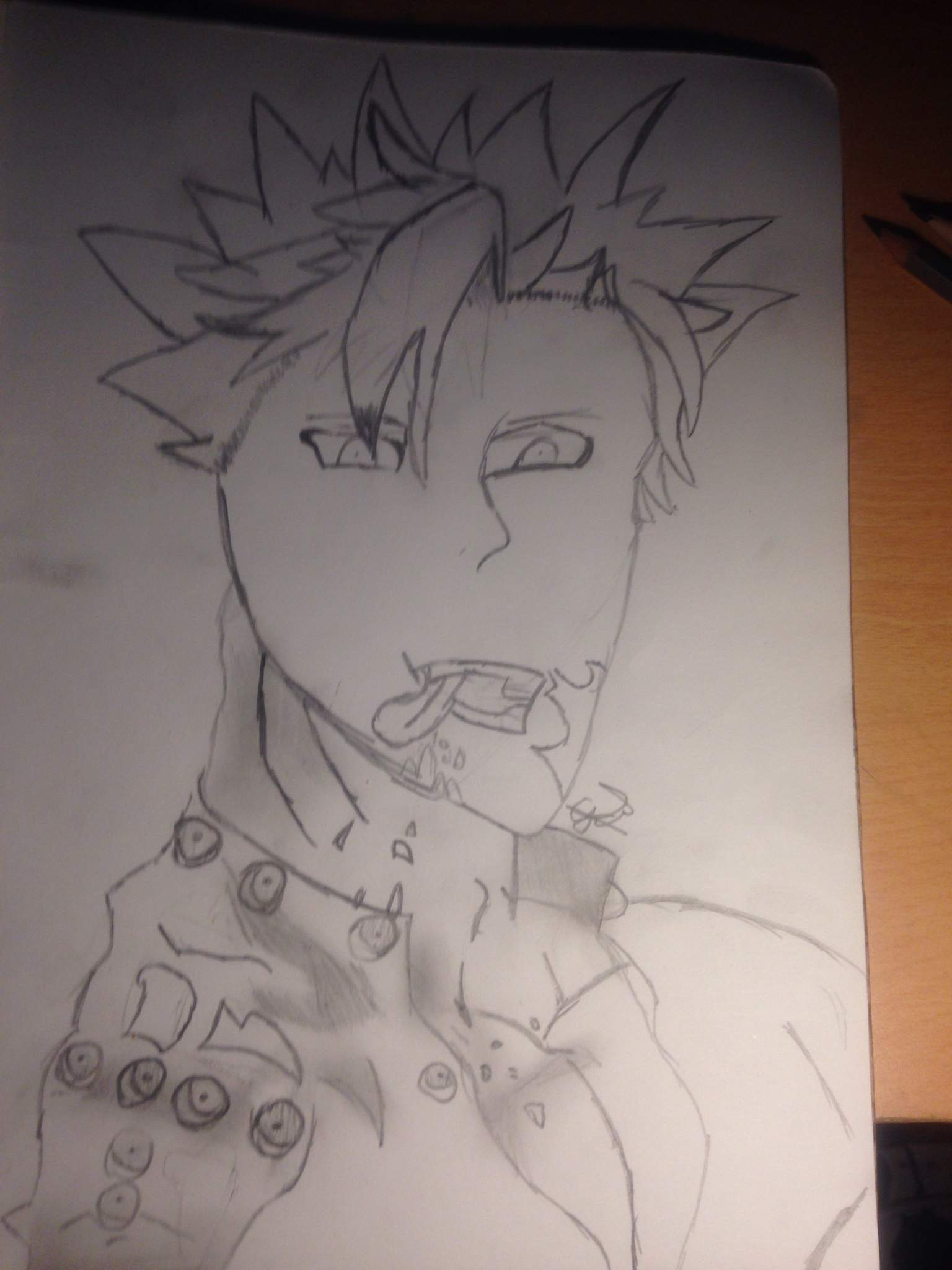 How To Draw The Seven Deadly Sins : seven, deadly, Drawing, Seven, Deadly, Amino