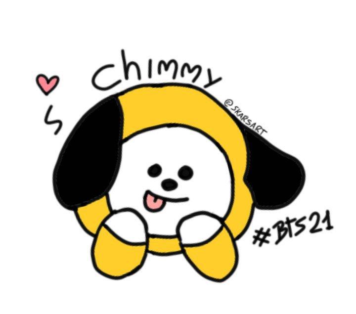 Chimmy ?   BTS Shipp--Amino Amino